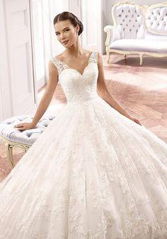 Eddy K MD159 Wedding Dress - The Knot - $2000 to $2500