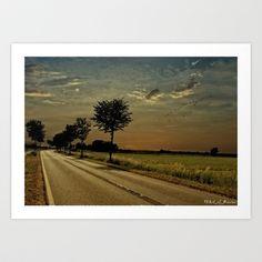 it s my dream Art Print by RAVENART - $25.00