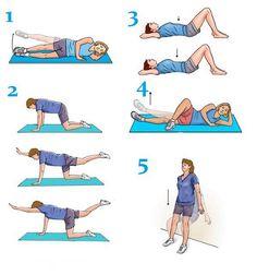 Дряблая кожа на животе: 5 интенсивных упражнений для эффективной подтяжки