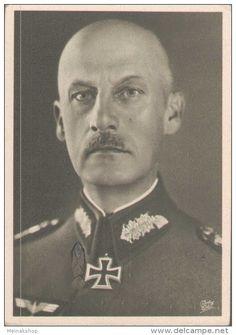 Generalfeldmarschall Ritter von Leeb, Soldaten-Portrait, Deutsche Wehrmacht