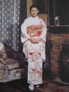 SHŌDA Michiko (正田 美智子), later Empress Michiko of Japan