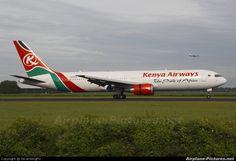 Kenya Airways: The Pride of Africa
