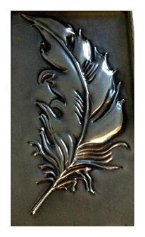 Tin Foil Art, Aluminum Foil Art, Aluminum Can Crafts, Aluminum Cans, Metal Crafts, Tin Can Art, Tin Art, Pewter Art, Pewter Metal
