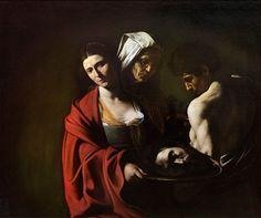 Caravaggio  (1571-1610) Vuelve a la plantilla de infobox del Creador wikidata: Q42207 Título Salomé con la cabeza de San Juan Bautista