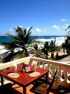ROUND HOUSE  Historic Oceanfront Inn and Restaurant in Bathsheba, Barbados