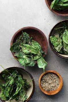 Japanese-Seasoned-Spinach-Chip-Recipe-gourmandeint