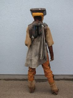 Rebel Legion  Viewing costume  Princess Leia Boushh disguise & New Boushh costume - Finished helmet pics added | Boushh Reference ...
