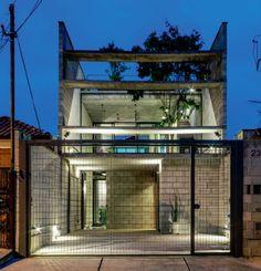 Casa Mipibu, de Terra e Tuma Arquitetos Associados, em São Paulo | aU - Arquitetura e Urbanismo