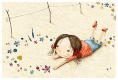 """Un exercice appelé """"l'enfant intérieur"""" nous permet de nous reconnecter avec nous-mêmes et souvent de retrouver sa voie."""
