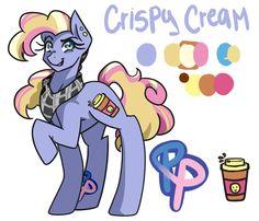 Crispy Cream by Joint-ParodiCa.deviantart.com on @DeviantArt