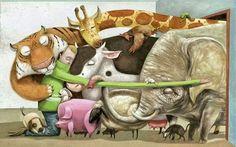 Bota para girar!: Sempre em defesa dos animais!