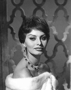 Sophia Loren by Wallace Seawell