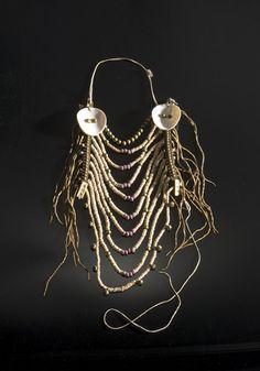 Crow Loop Necklace.