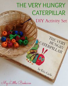 The Very Hungry Caterpillar DIY Activity Set