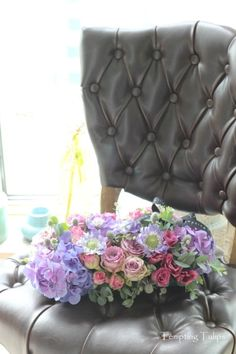 [Flower Lesson]Table Decoration by Tempting Tulips 템팅튤립스 테이블데코 http://temptingtulips.co.kr