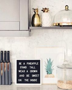 Pineapple Home Decor You Will Love Home Decor Accessories Inside The Most Pineapple Kitchen Decor Home Decor Accessories, Decorative Accessories, Pineapple Kitchen, Pineapple Lamp, Licht Box, Decoration Ikea, Room Decorations, Diy Casa, Boho Home