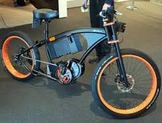 Black Block 2 San Francisco Giants E-Bike