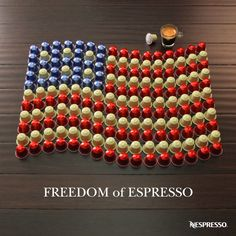Declare your independence with your favorite Grand Cru! Click here to find the right capsule for your authentic espresso experience.