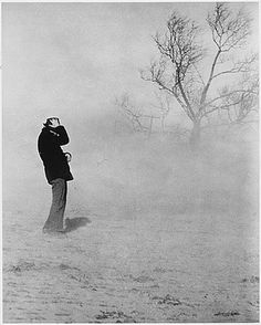 Century Picture of a man standing in a dust storm during the Great Depression.Picture of a man standing in a dust storm during the Great Depression. Great Depression, Depression Help, Depression Symptoms, Us History, American History, American Girl, Old Photos, Vintage Photos, Health Tips