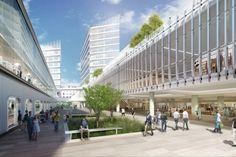 grimshaw architects gruen associates LA union station designboom