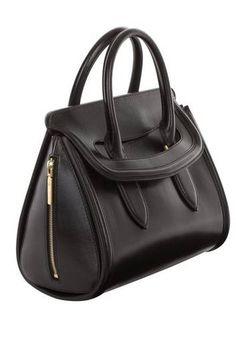 Heroine: a nova it-bag da McQueen Foto: Reprodução