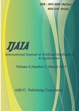 The International journal of Artificial Intelligence & Applications (IJAIA) is a bi monthly open access peer-reviewed journal that publishes articles which contribute new results in all areas of the Artificial Intelligence & Applications (IJAIA).  http://www.airccse.org/journal/ijaia/ijaia.html