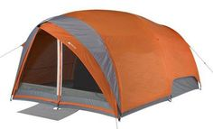 Tunnel Tents: The Ozark Trail Tunnel Tent, Sleeps 8 And Is The Best Place To Be In A Pinch