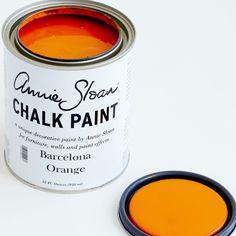 Barcelona Orange Chalk Paint®