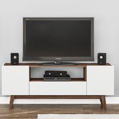 Boahaus LLC 3 Drawer TV Stand