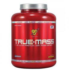 TRUE Mass: El constructor de masa muscular de BSN  http://nutripoint.com.pe/p/true-mass-gainer-5-82-lb-bsn/