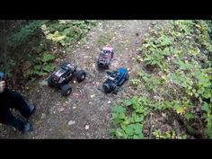 2 Summits 2 SCX10's Trail Ride 2016