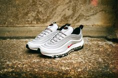 "Releasing: Nike Air Max 97 OG ""Silver Bullet"" - EU Kicks: Sneaker Magazine"