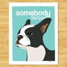 HUGS IDEA Boston Terrier Puppies Crew Sock for Women Men