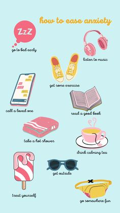 Mental Health Resources, Mental And Emotional Health, Mental Health Matters, Healthy Habits, Healthy Life, How To Ease Anxiety, Self Care Bullet Journal, Laurdiy, Positive Self Affirmations