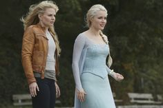 "Emma and Elsa 4x09 ""Fall"""