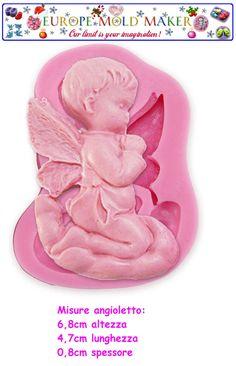 STAMPI IN SILICONE ANGELO NATALE COMUNIONE MOULE CHILD PER GESSO SAPONE RESINA  it.picclick.com