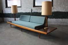 Amazing Adrian Pearsall Mid Century Modern Platform Sofa (… | Flickr