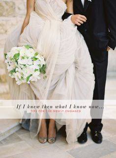 Eight things to know about wedding planning