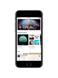 Spotify的家 - iOSUp