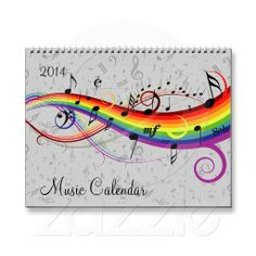2014 Music Calendar  60% Off  Custom Products    USE CODE:  AFTERHOLIDAY