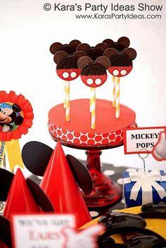 mickey-mouse-party-ideas-oreo-suckers-pops