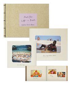 Un livre collector : 'Life's a beach' de martin parr