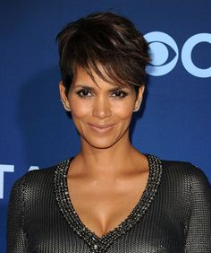 The Best Celebrity Pixie Cuts of 2014: Halle Berry