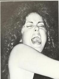 Grace Slick of Jefferson Starship, 1975.
