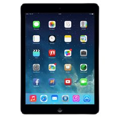 16% Discount = Save AED 450 Now - Original Price AED 2799   Apple Ipad Air Tablet 9.7 inch, 64Gb WiFi