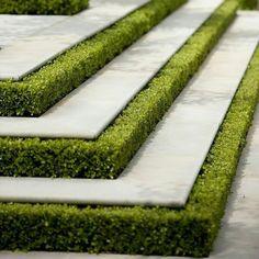 """1 curtidas, 1 comentários - Arianna Vilela Interiores (@ariannavilela_interiores) no Instagram: """"Jardim de Peter Fudge !!!Inspiração  #detalhes #paisagismo #giardino"""""""