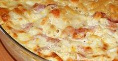 Το φαγητό της τεμπέλας… όετοιμάστε ένα νόστιμο, γευστικό και γρήγορο φαγάκι για όλη την οικογένεια χωρίς πολύ κόπο. Τι χρειαζόμαστε: 1/2 κούπα βούτυρο 1/2 Greek Recipes, Real Food Recipes, Cooking Recipes, Yummy Food, Baked Pasta Dishes, The Kitchen Food Network, Oven Chicken Recipes, Greek Dishes, How To Cook Pasta