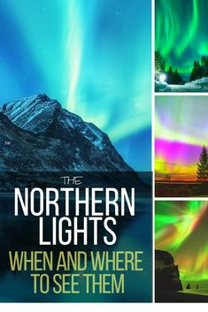 Here we aim to give you an in-depth insight into how to see the Northern Lights how to choose the best place to see them choosing the best time of year to visit and other top tips that will help plan your Northern Lights adventure. Europe Travel Tips, European Travel, Travel Guides, Travel Destinations, Travel Hacks, Travel With Kids, Family Travel, London Big Ben, Cool Places To Visit