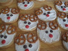 Rudolf the Red-Nosed Cookie - Crazy for Crust