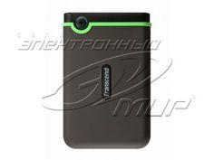 """Фото Жесткий диск 2.5"""" USB3.0 1Tb Transcend StoreJet (TS1TSJ25M3)"""